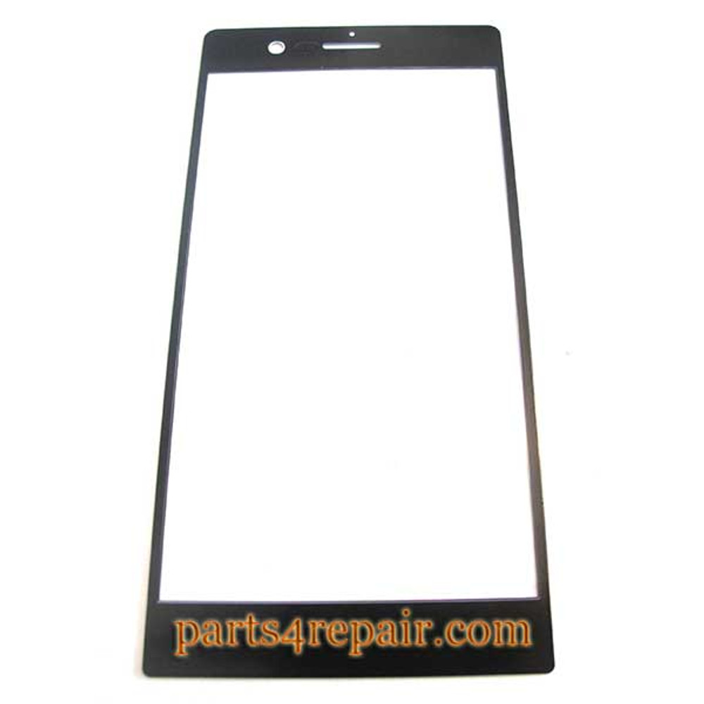 Front Glass for Huawei Ascend P7 -White
