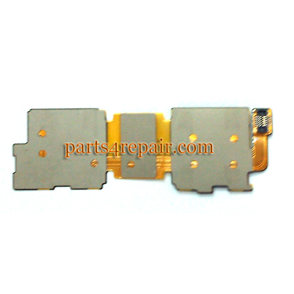 We can offer SIM Connector Flex Cable for Samsung Galaxy S5 G900F (for Europe)