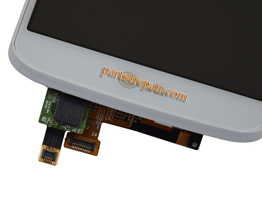 We can offer Complete Screen Assembly with Bezel for LG G2 mini -White