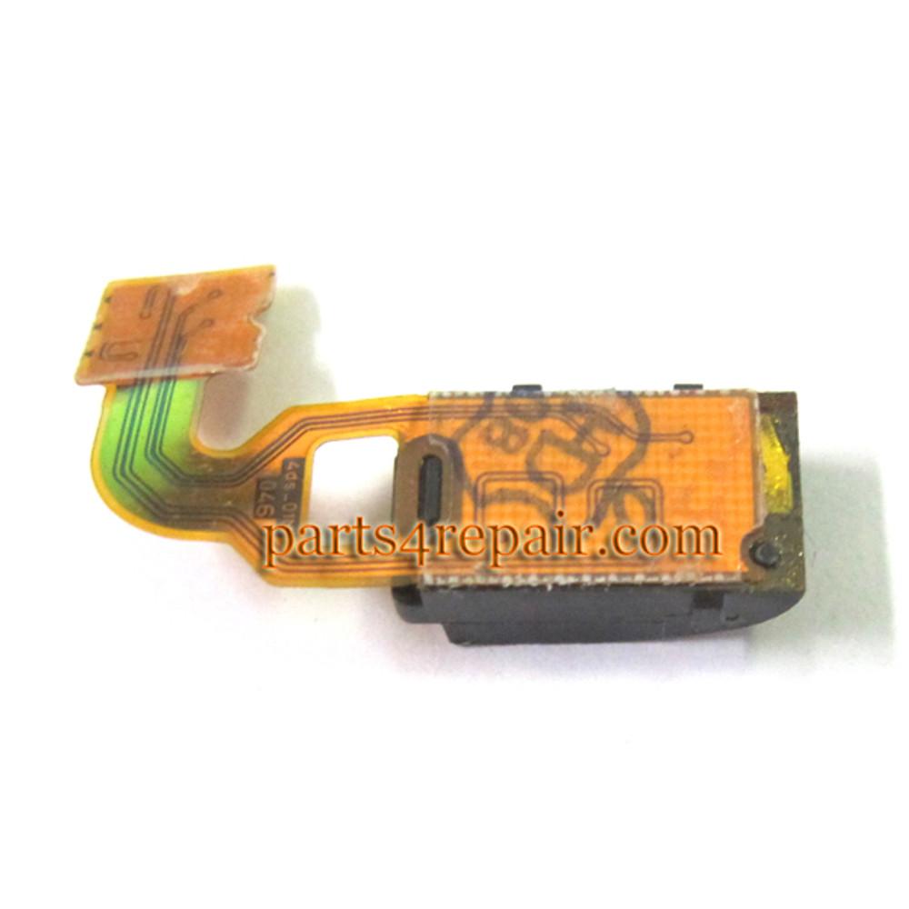Earphone Jack Flex Cable for Nokia Lumia 520