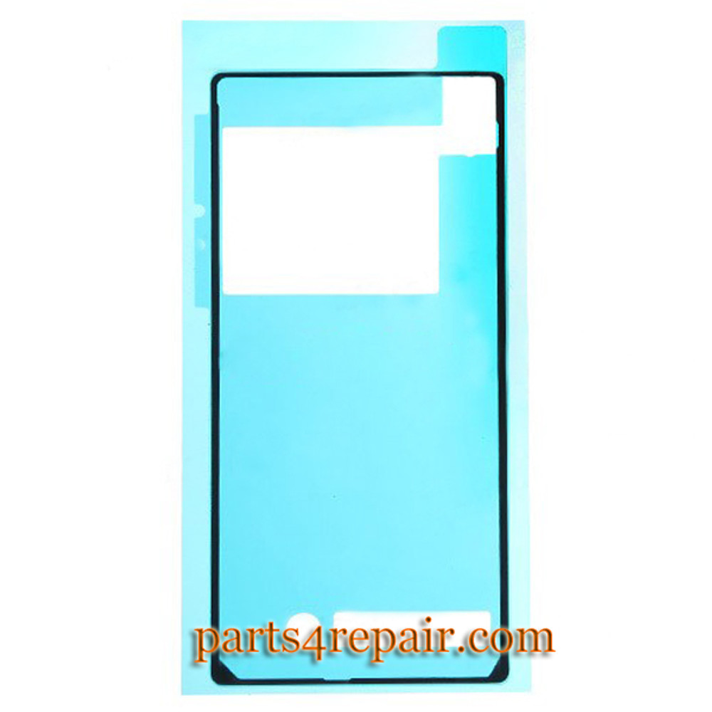 We can offer Battery Door Adhesive Sticker for Sony Xperia Z2
