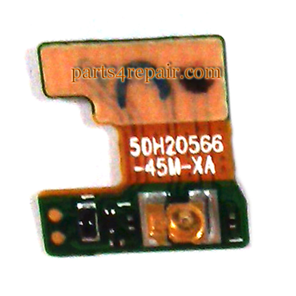 Sensor Flex Cable for HTC One Max (Used) from www.parts4repair.com