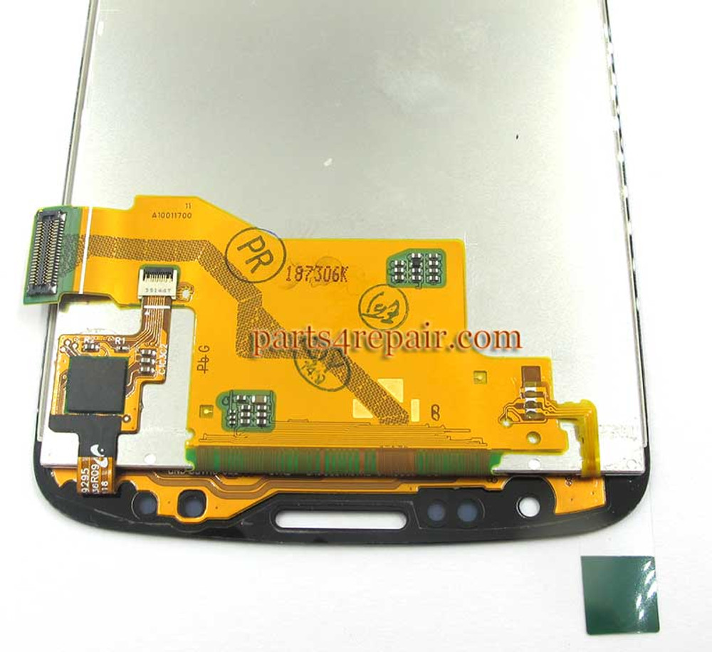 Complete Screen Assembly OEM for Samsung I9295 Galaxy S4 Active -Grey