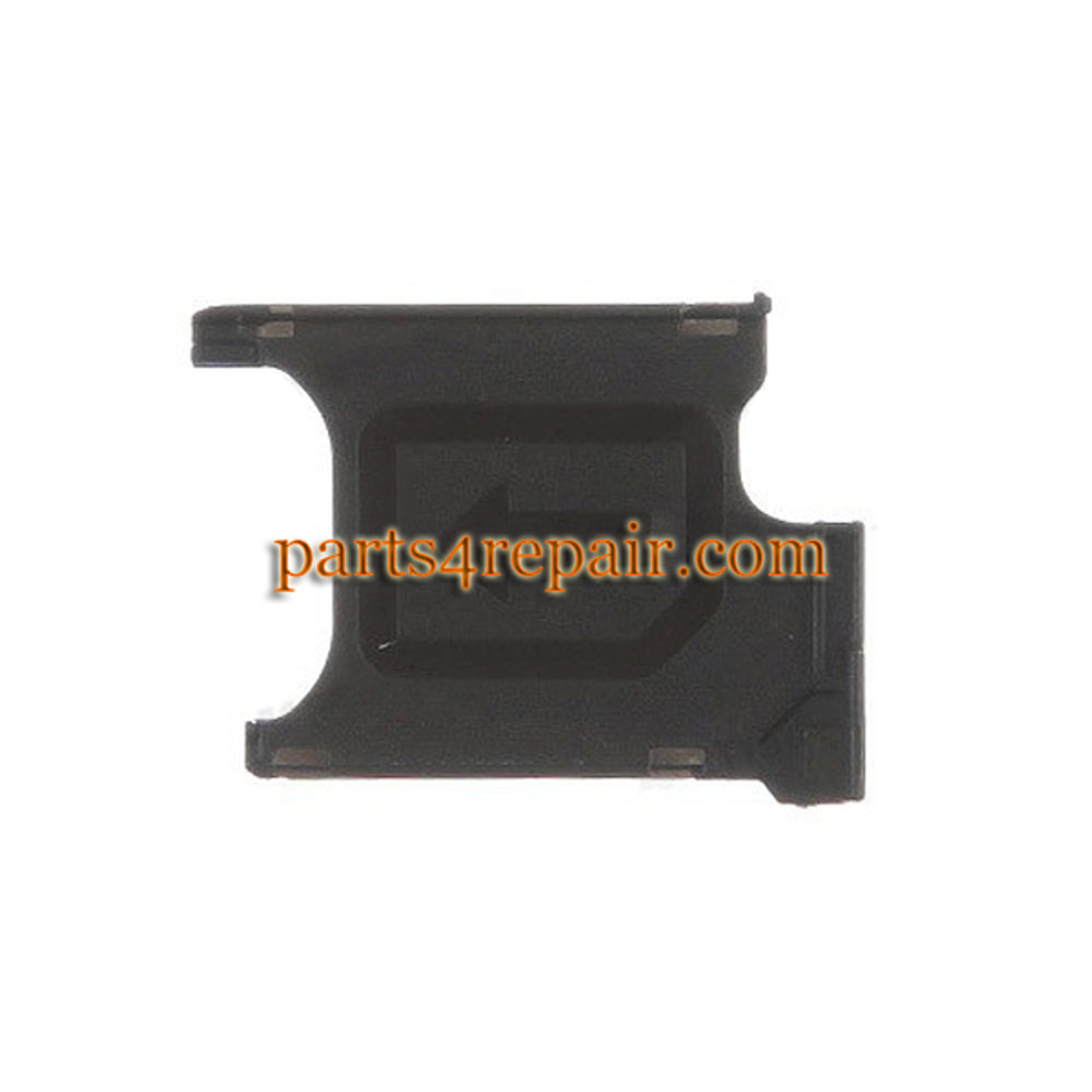 SIM Tray for Sony Xperia Z1S L39T from www.parts4repair.com