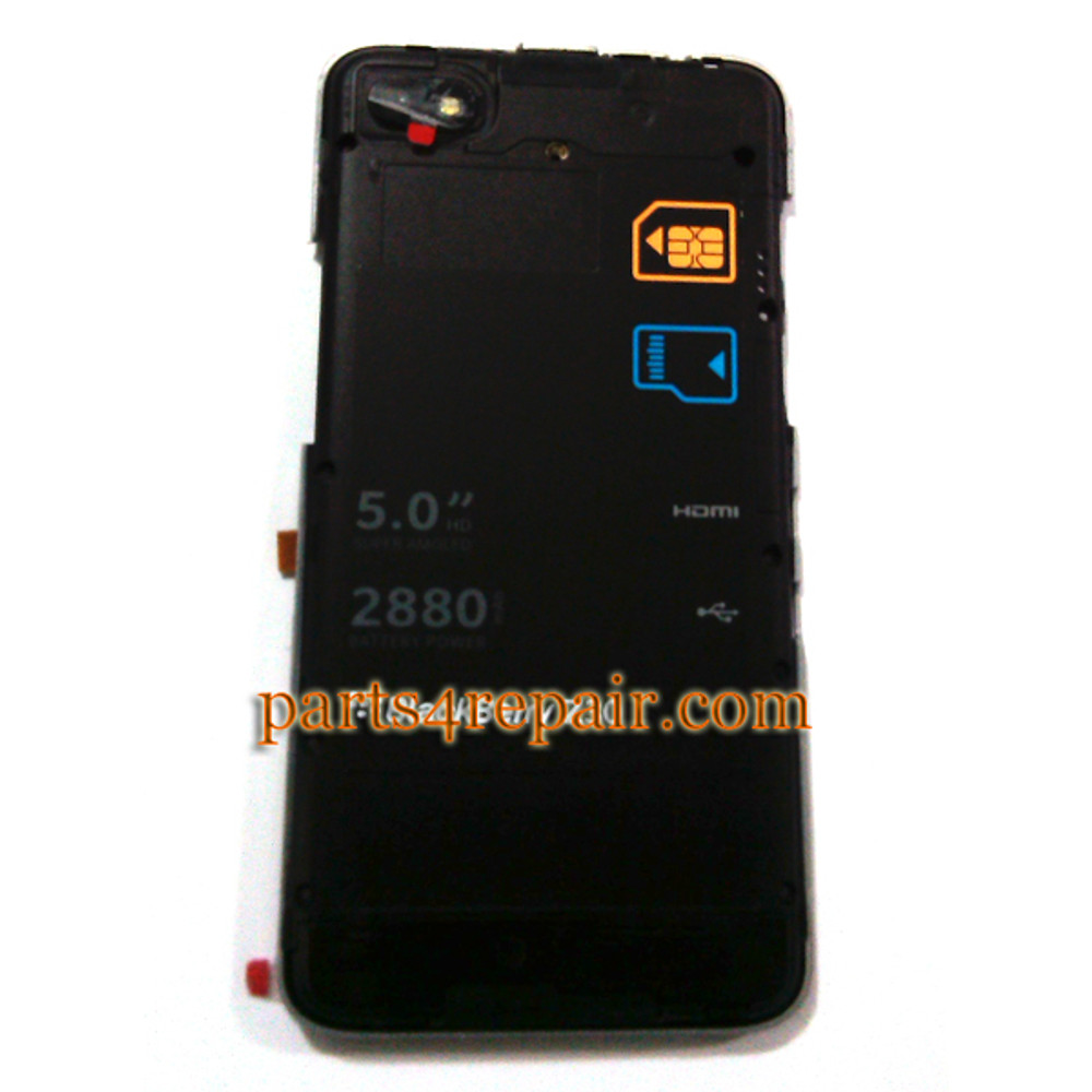 We can offer Middle Housing Cover for BlackBerry Z30
