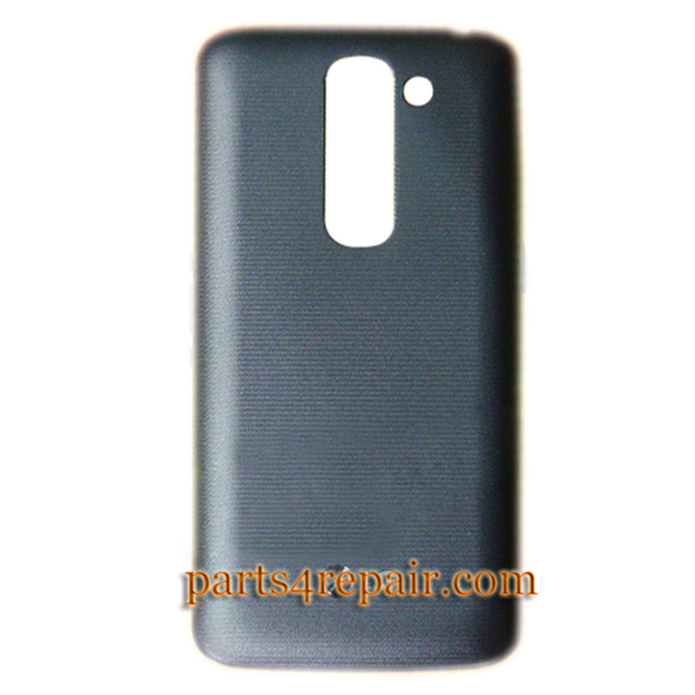 Back Cover with NFC for LG G2 mini -Black from www.parts4repair.com