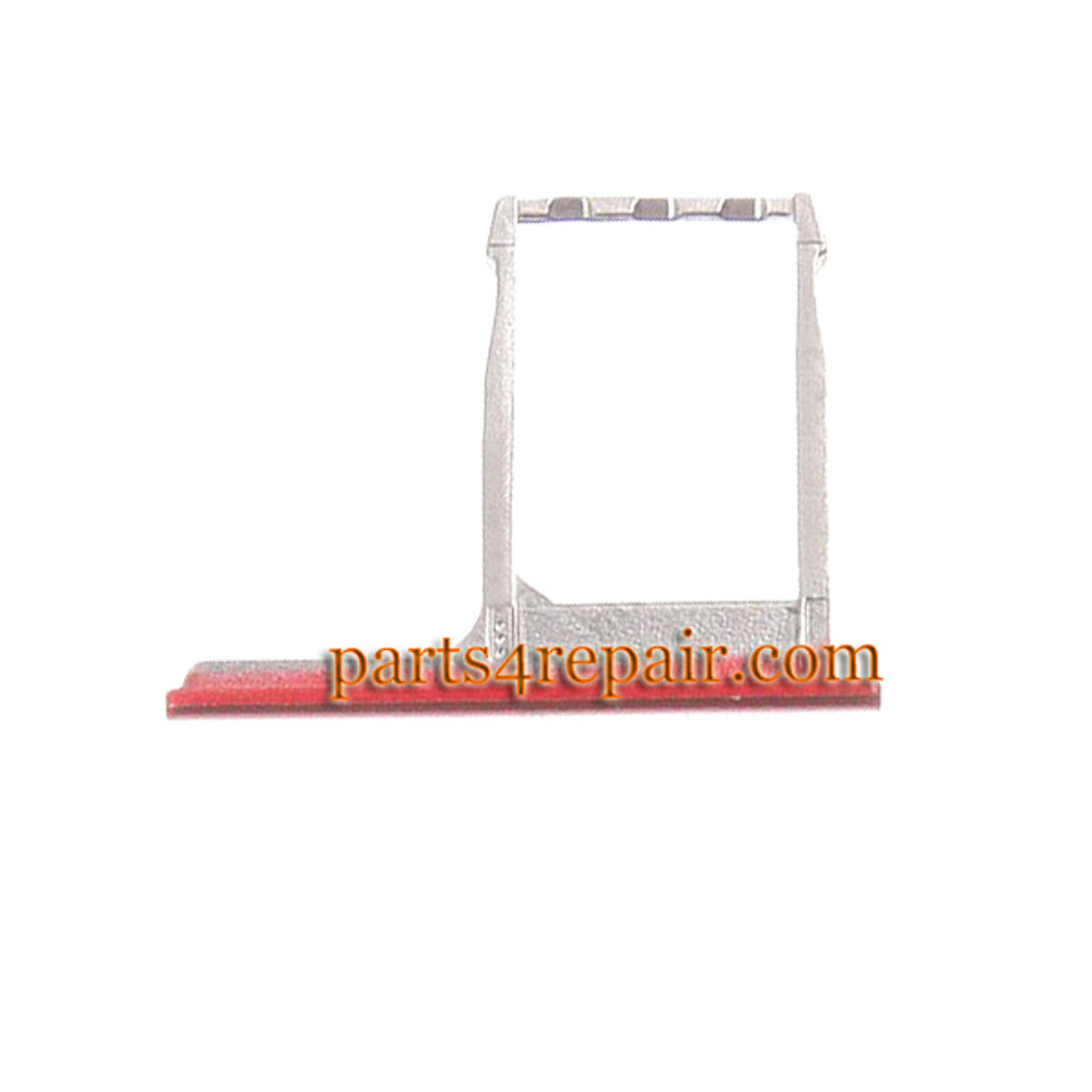 We can offer SIM Tray for HTC One M8 -Red