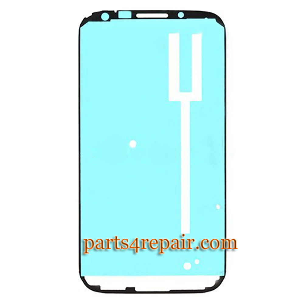 Front Housing Adhesive Sticker for Samsung Galaxy Note II N7100 from www.parts4repair.com