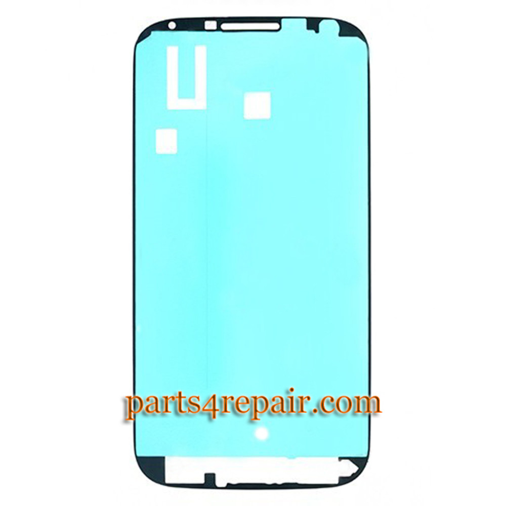 Front Housing Adhesive Sticker for Samsung I9500 Galaxy S4 Active from www.parts4repair.com