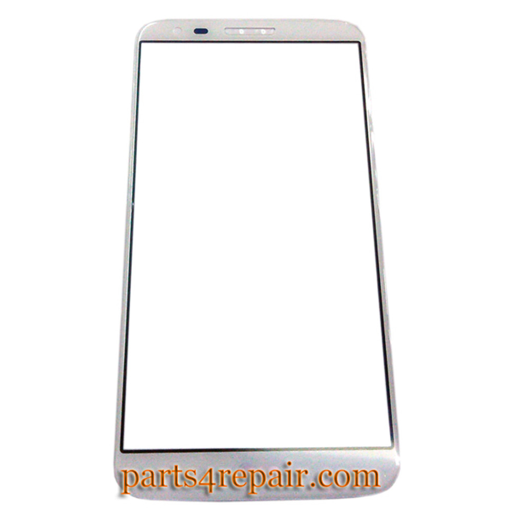 Front Glass for LG G2 -White from www.parts4repair.com