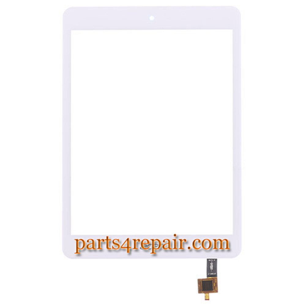 """7.9"""" Touch Screen Digitizer for Acer Iconia A1-830 -White from www.parts4repair.com"""