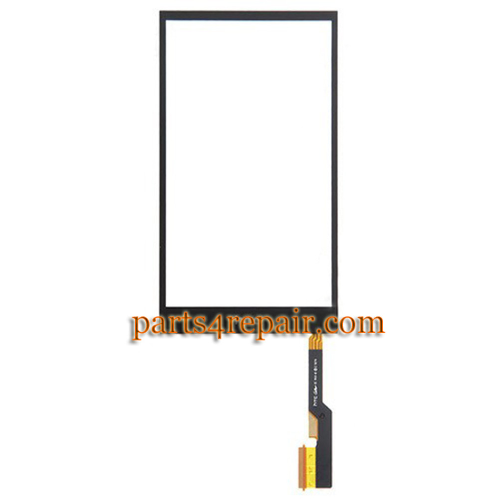 Touch Screen Digitizer for HTC One M8 -Black from www.parts4repair.com