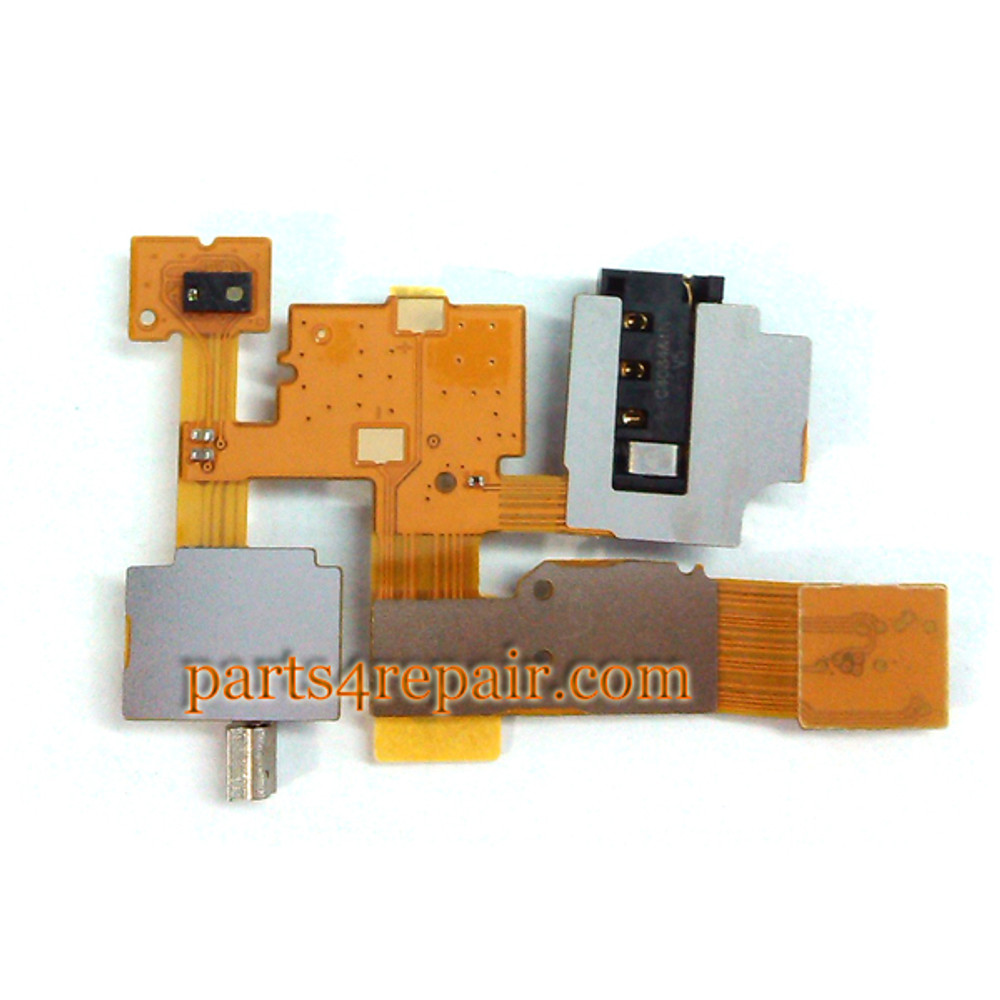 We can offer Earphone Jack Flex Cable for Nokia XL