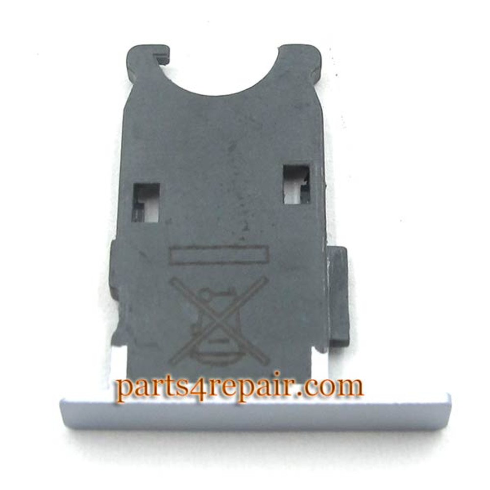 SIM Tray for Nokia Lumia Icon 929 930 -Silver