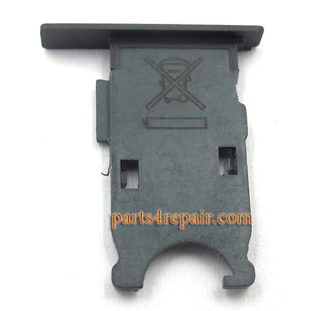 SIM Tray for Nokia Lumia Icon 929 930 -Black
