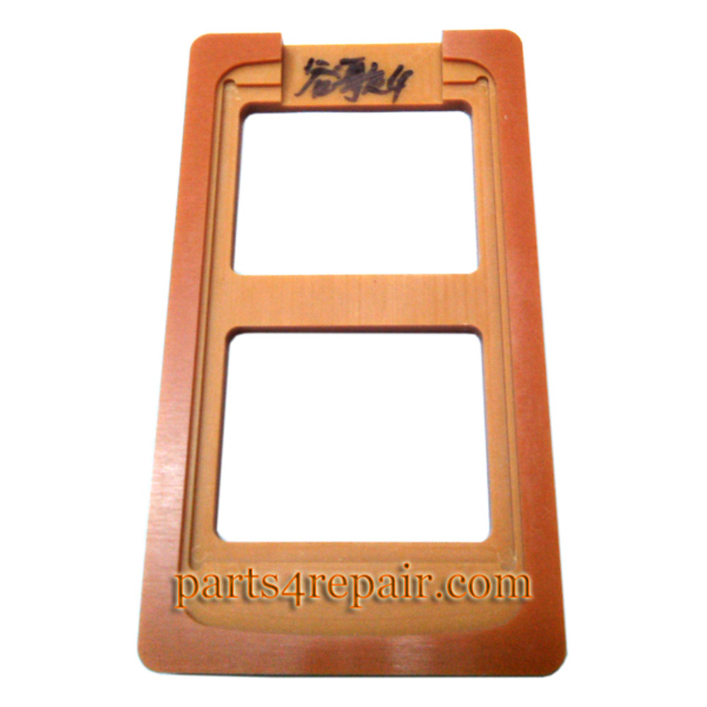 UV Glue (LOCA) Alignment Mould for LG Nexus 4 E960 LCD Outer Glass from www.parts4repair.com