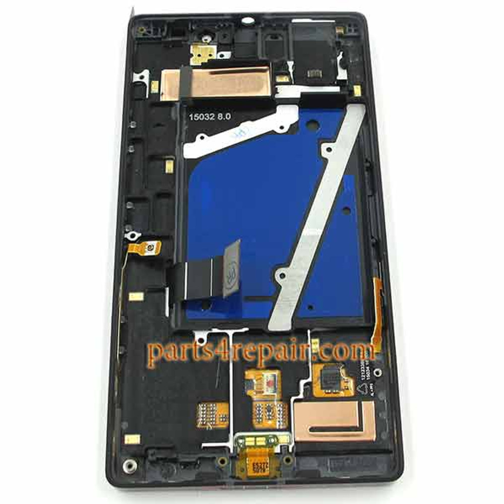 We can offer Complete Screen Assembly for Nokia Lumia 930 -Black