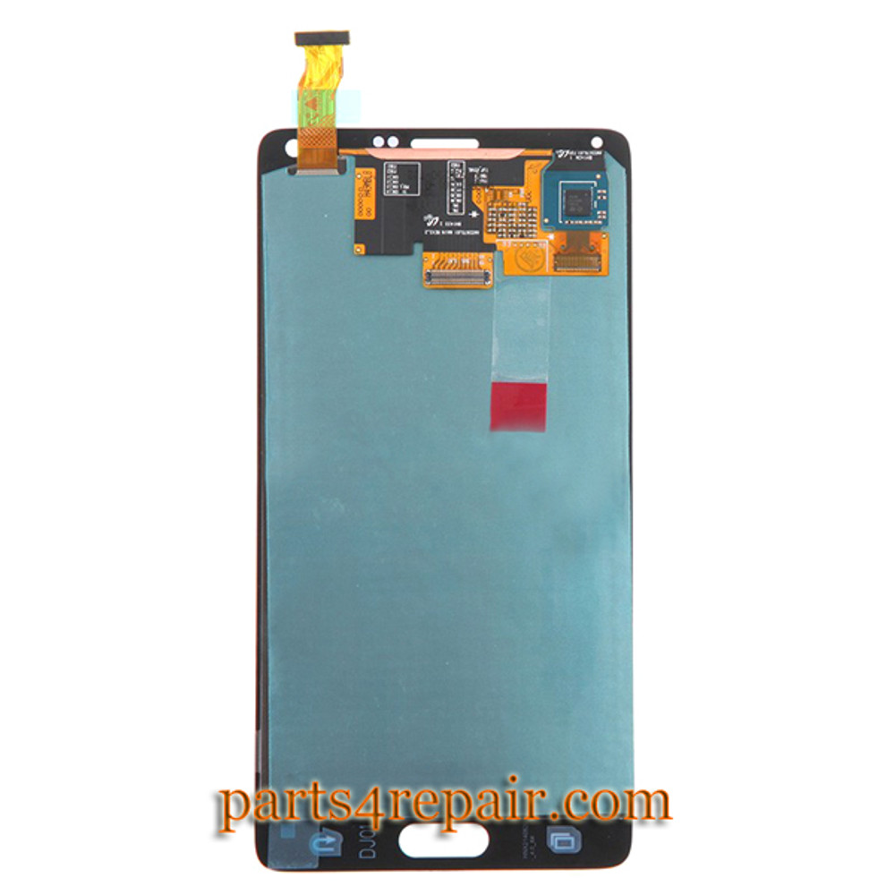 We can offer Complete Screen Assembly for Samsung Galaxy Note 4 -White