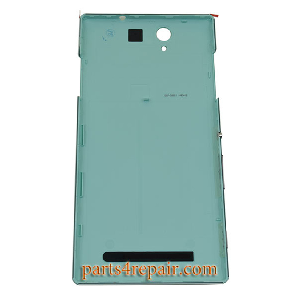 We can offer Back Cover with Side Keys for Sony Xperia C3 D2533 -Green