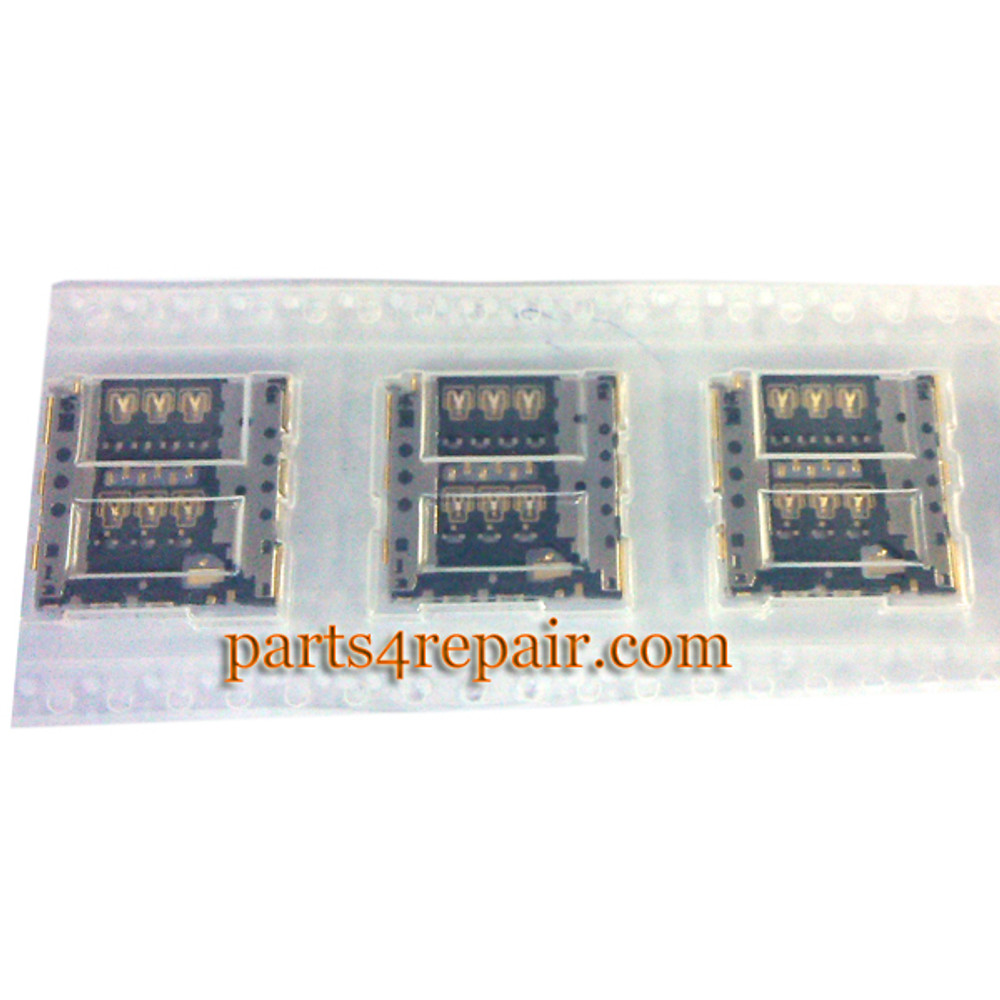 We can offer SIM Contact Holder for Huawei Ascend P7