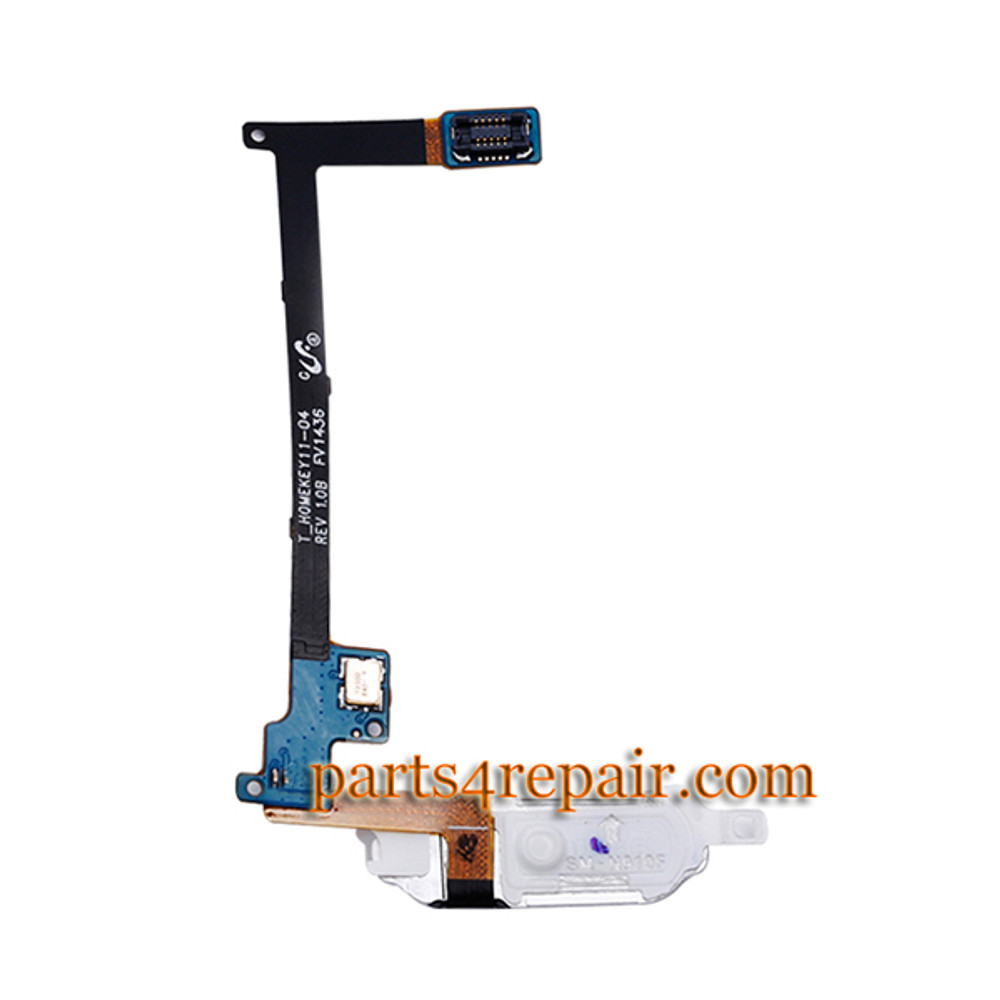 We can offer Home Button Flex Cable for Samsung Galaxy Note 4 -White