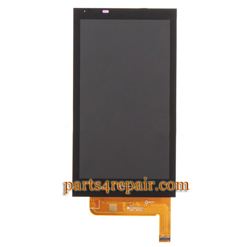 Complete Screen Assembly for HTC Desire 610 from www.parts4repair.com