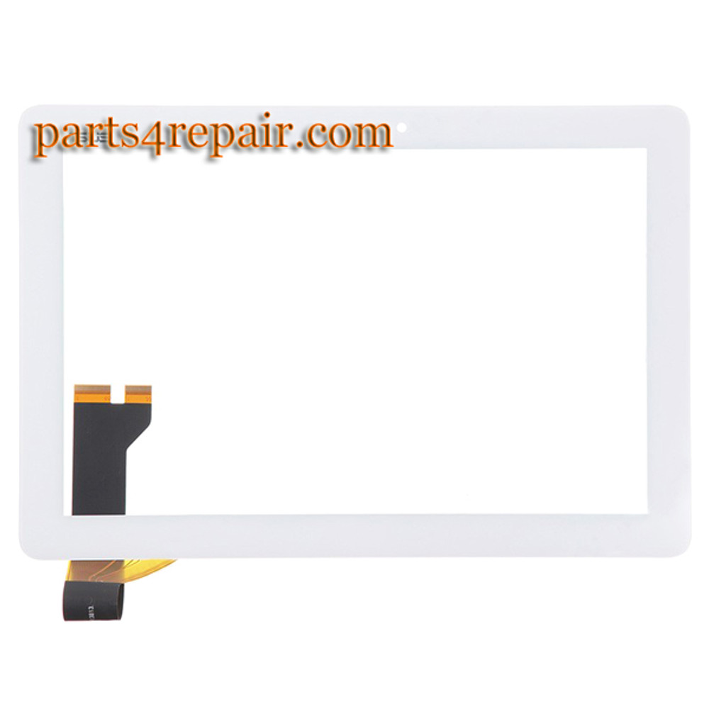 Touch Screen Digitizer for Asus Memo Pad 10 ME102 (for REV2.0) -White