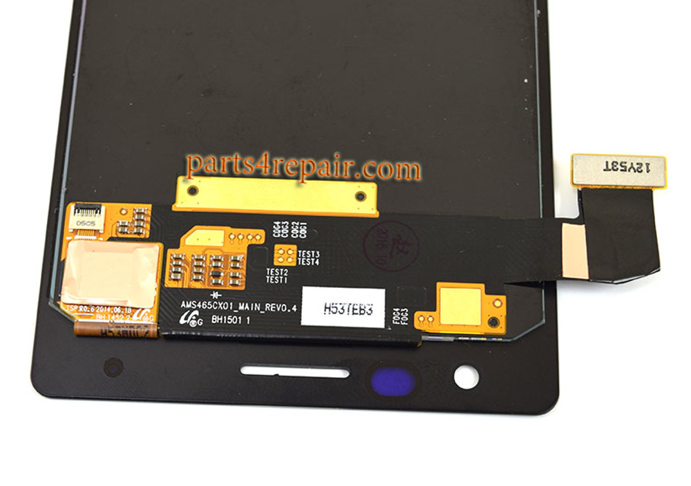 LCD Screen and Digitizer Assembly for Nokia Lumia 730
