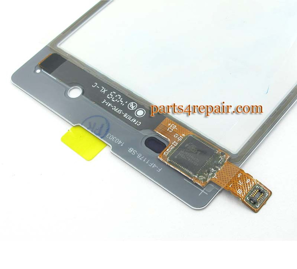 Touch Screen Digitizer for Sony Xperia E3 -White