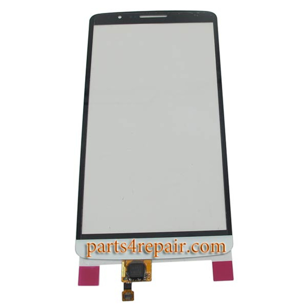 Touch Screen Digitizer for LG G3 D850 D855 LS990 D851 -White
