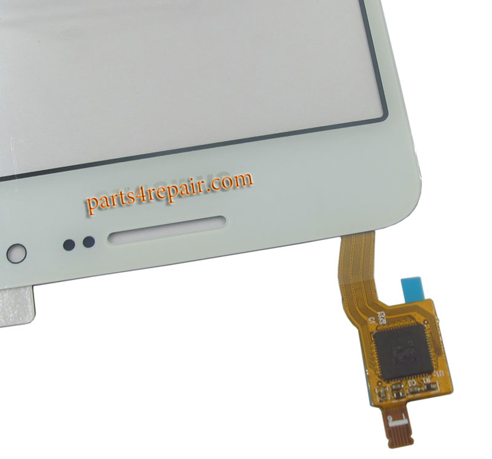 Touch Screen Digitizer for Samsung Galaxy Grand Prime G530 -White