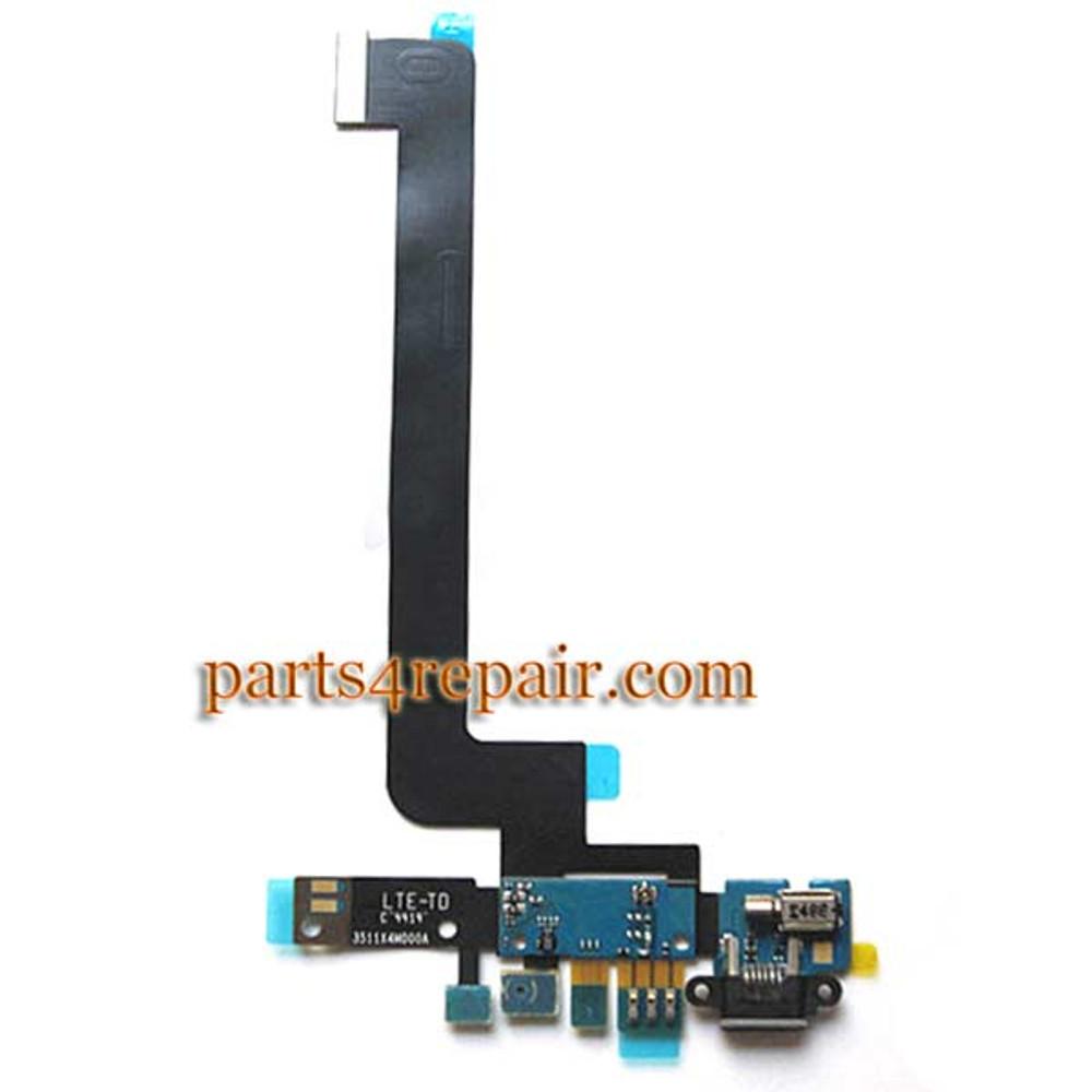Dock Charging Flex Cable for Xiaomi MI 4 from www.parts4repair.com