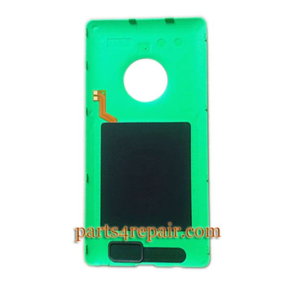 We can offer Back Cover with Wireless Charging Coil for Nokia Lumia 830 -Green