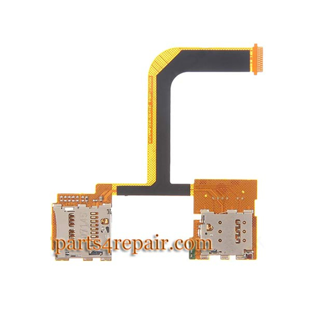 SIM Connector Flex Cable for HTC One mini 2 from www.parts4repair.com