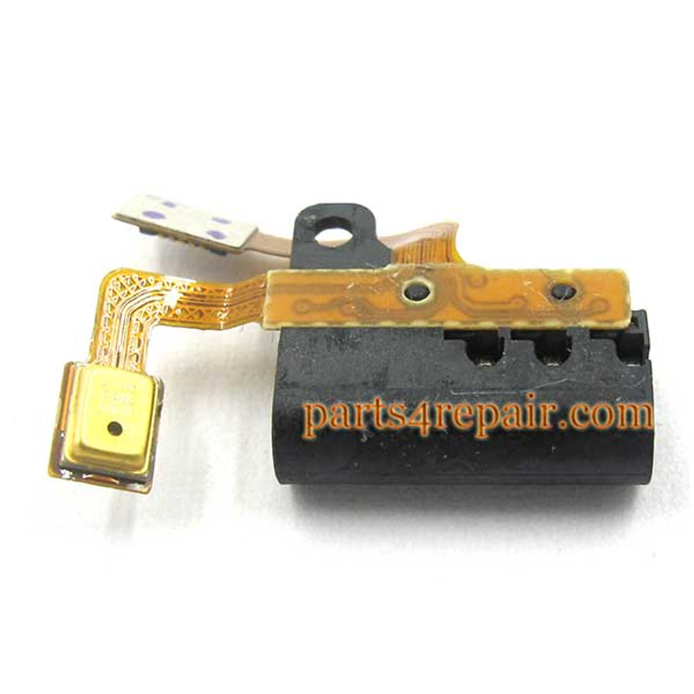 We can offer Earphone Jack Flex Cable for Huawei Ascend P6