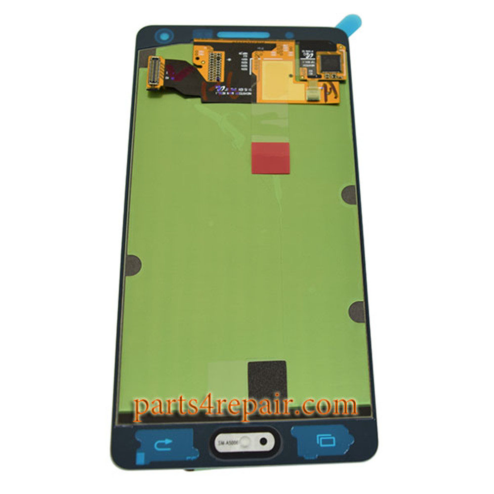 We can offer Complete Screen Assembly for Samsung Galaxy A5 SM-A500 -White