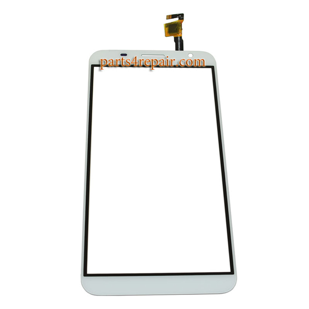Touch Screen Digitizer for Huawei Ascend GX1 SC-CL00 -White from www.parts4repair.com