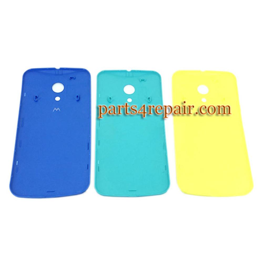 We can offer Back Cover for Motorola Moto G2 XT1068