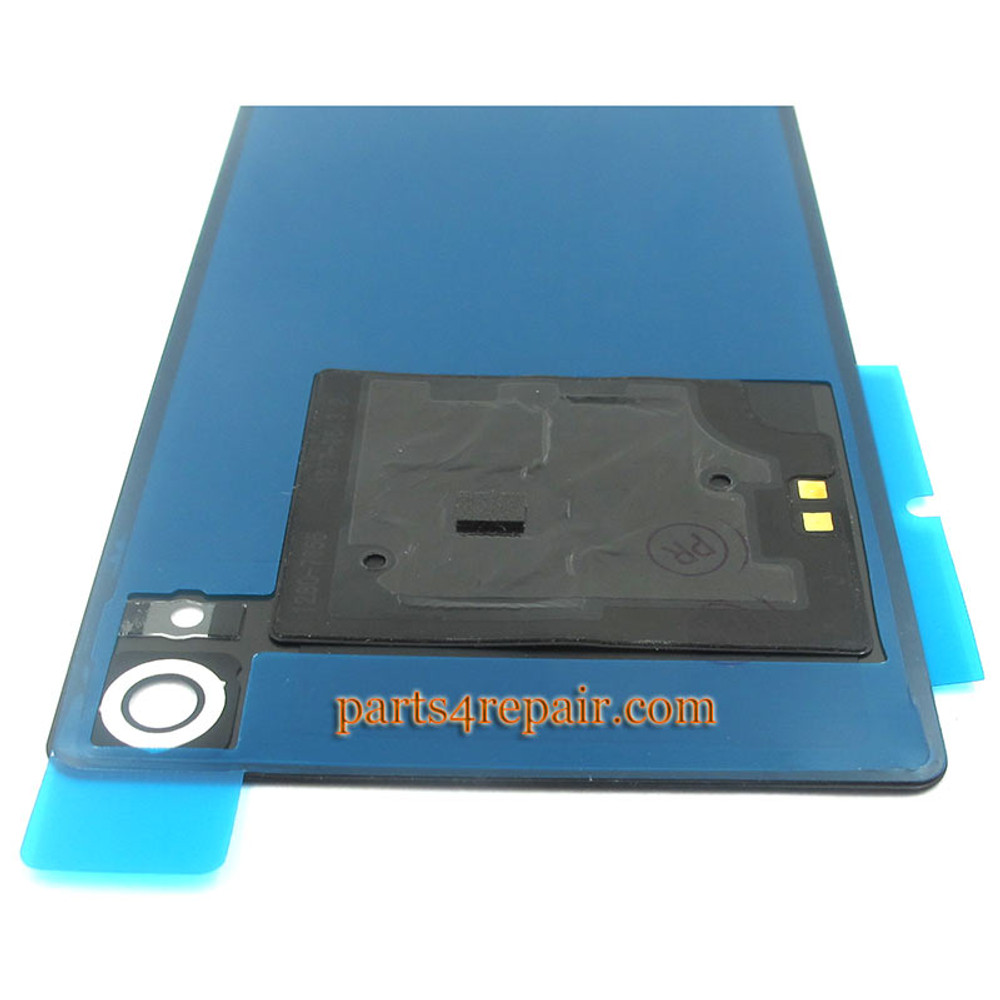 Back Cover with NFC for Sony Xperia Z2 -Black from www.parts4repair.com