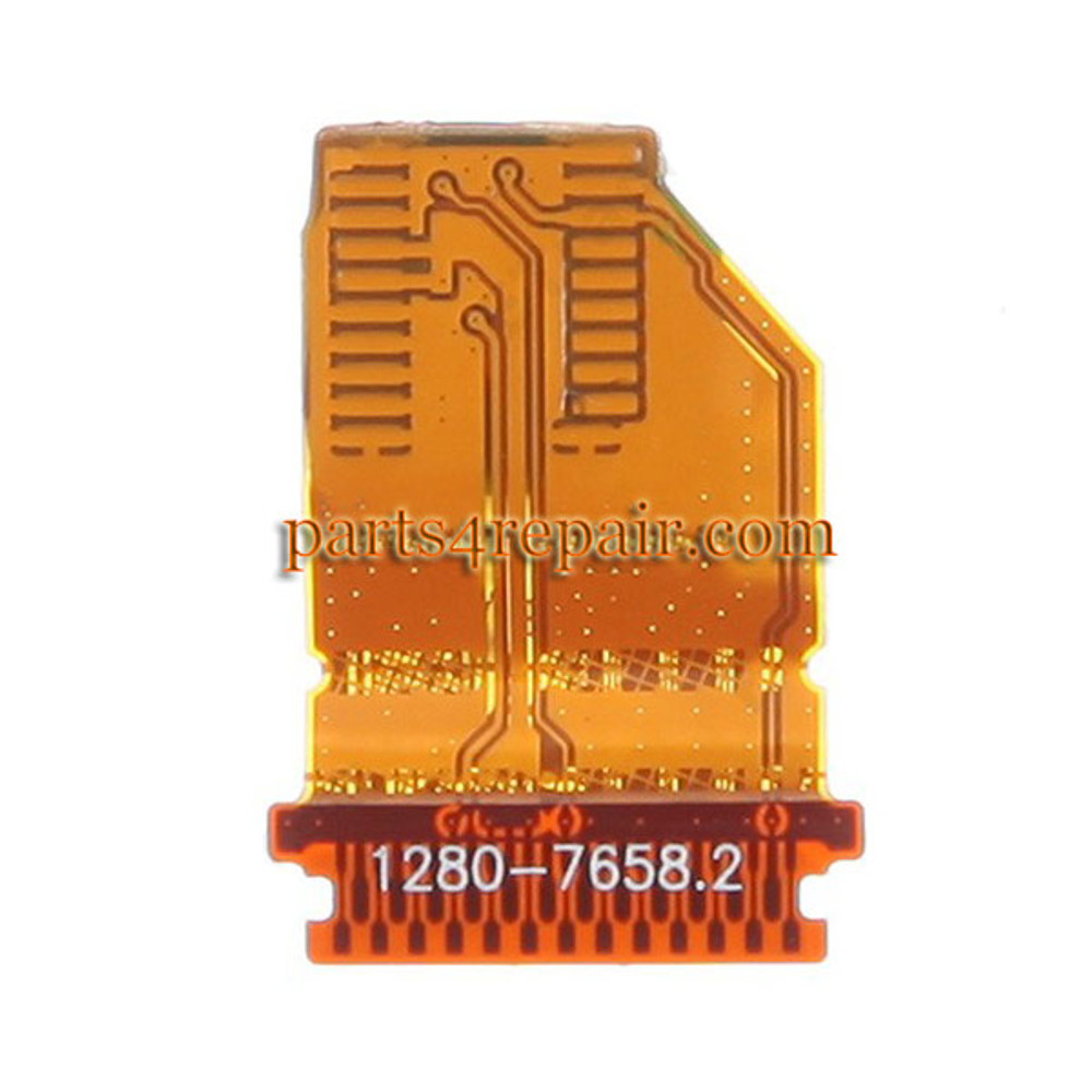 We can offer Front Camera Flex Cable for Sony Xperia Z3