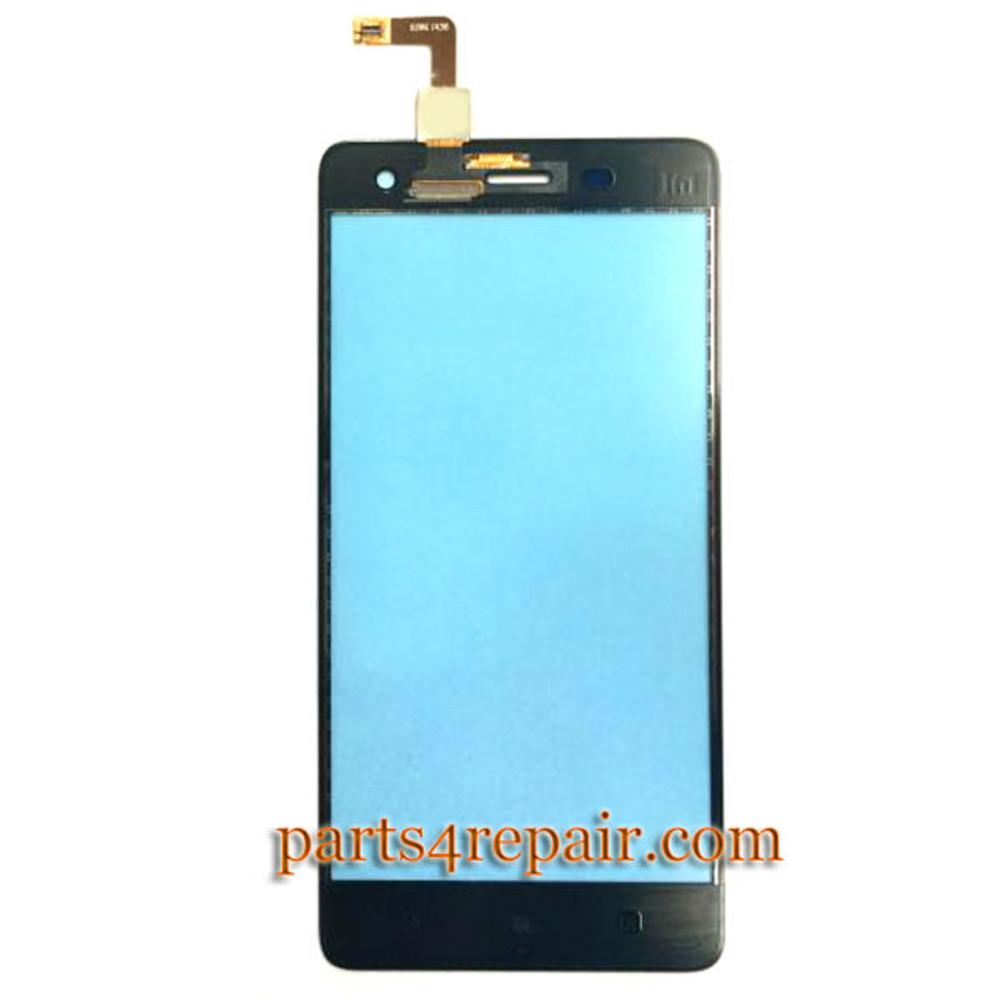 Touch Screen Digitizer for Xiaomi M4 -Black