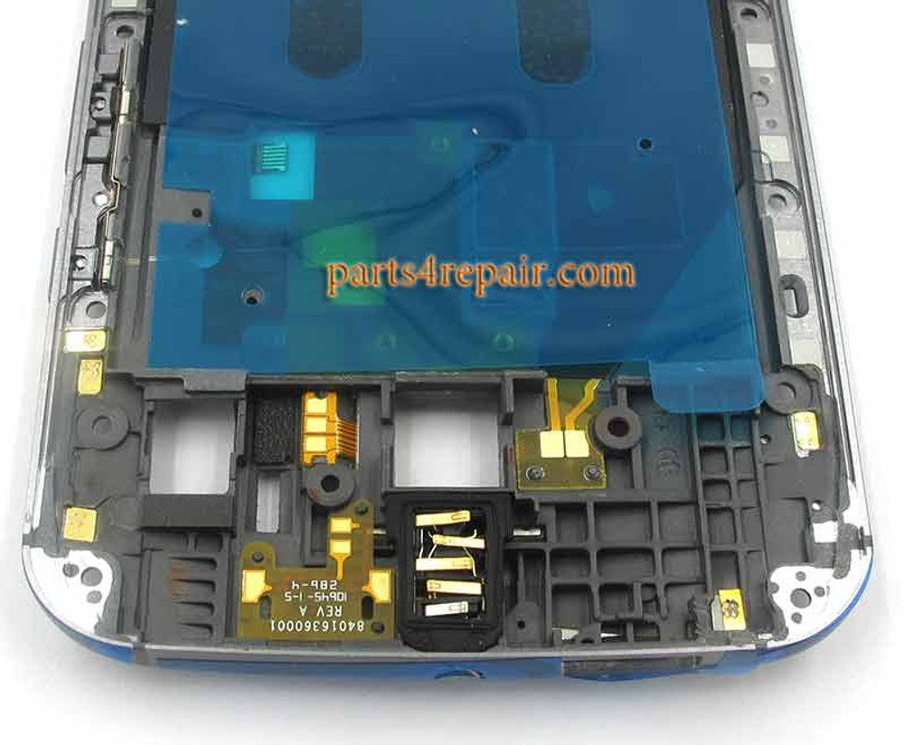 Middle Plate for Motorola Moto X 2014 (2nd Gen) XT1097 AT&T -Black