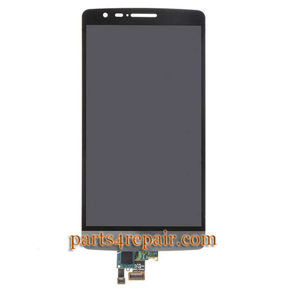 Complete screen assembly for LG g3 mini