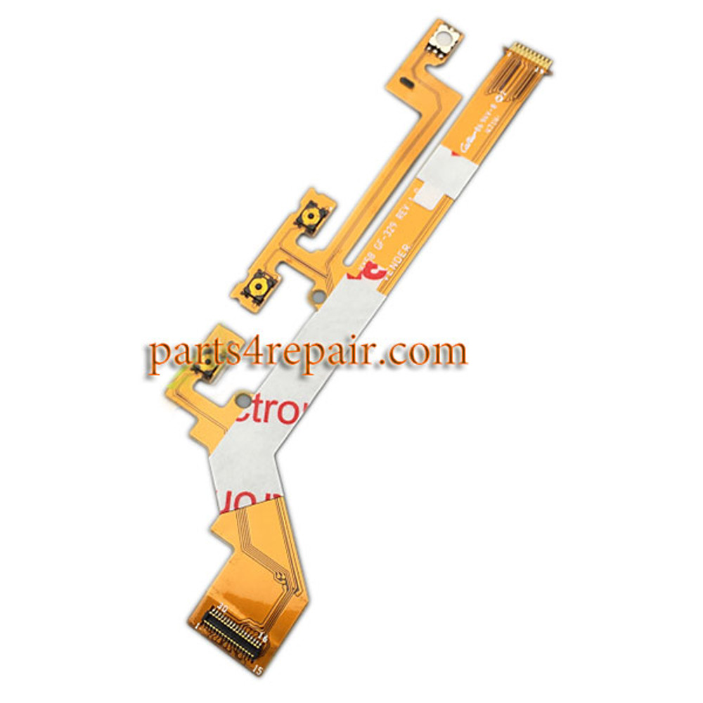 Power Flex Cable for Sony Xperia M2 from www.parts4repair.com
