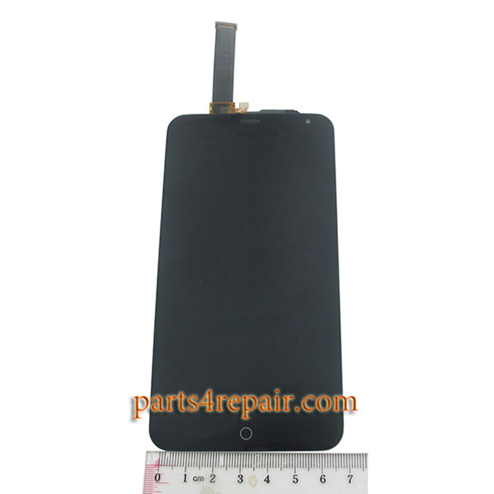 Complete Screen Assembly for Meizu MX4 from www.parts4repair.com