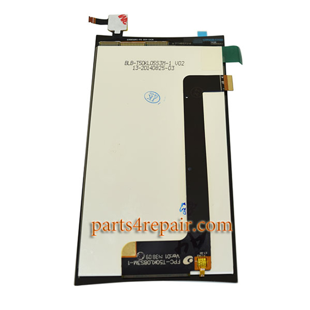 We can offer Complete Screen Assembly for Acer Liquid E700