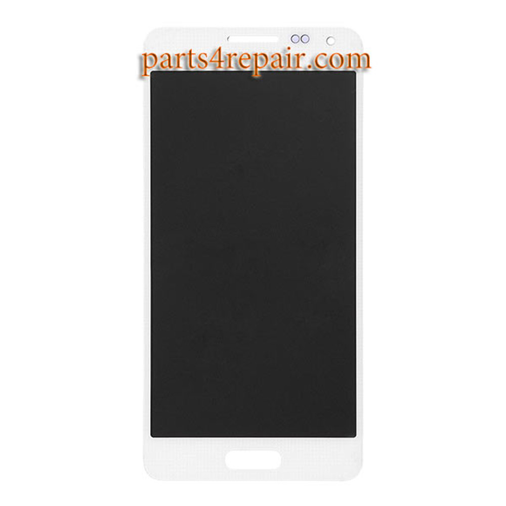 Complete Screen Assembly for Samsung Galaxy Alpha (S801) G850 from www.parts4repair.com