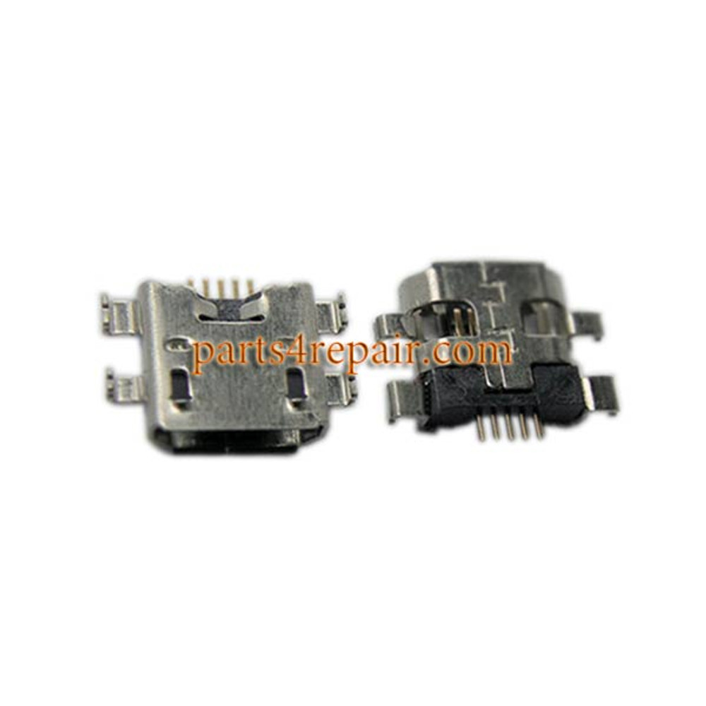 Dock Charging Port for Asus Zenfone 5 A500KL from www.parts4repair.com