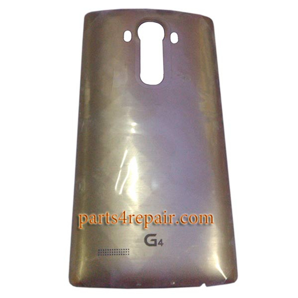 Back Cover with NFC for LG G4 -Gold