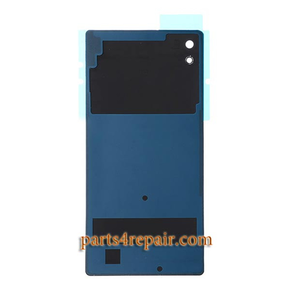 Back Cover OEM with Adhesive for Sony Xperia Z3+ -Green